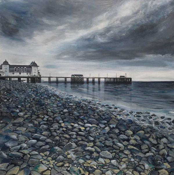 Penarth Pier Pebbles